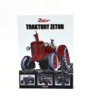 Kniha - modelové řady a vývoj traktorů Zetor