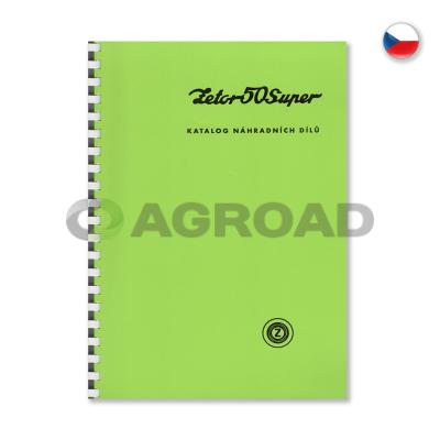 Katalog ND pro Zetor 50 Super