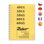 Katalog ND pro Zetor 4911-6945