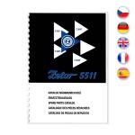 Katalog ND pro Zetor 5511-5647