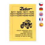 Katalog ND pro Zetor 8211-16245