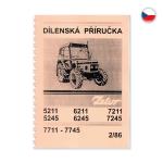 Dílenská příručka pro Zetor 5211-7745