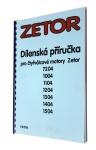 Dílenská příručka pro motory Zetor 1204-1504