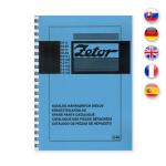 Katalog ND pro Zetor ZTS 8111-16145