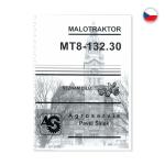 Katalog náhradních dílů MT8-132.30