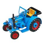 Traktor Eilbulldog HR7 - plechový na klíček