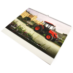 Kalendář nástěnný 2020 traktory Zetor orig.