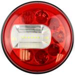 Multifunkční světlo 12/24V(obrysovka,zpátečka,mlhovka) levé