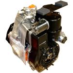 Dieselový motor Lombardini vzduchem chlazený,obsahuje:TZ046990Víko,TZ051843Lamelu 190mm,TZ094812-a ložisko,TZ07792objímku,sadu šroubů