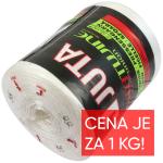 Motouz vazačový PP/UV DTEX 20000 (PP500), baleno po 5kg