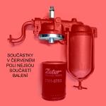 Plnoprůtokový filtr - sada na přestavbu pro Zetor 25