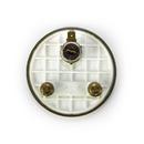 Ampérmetr kulatý 12V/ 24V do 30A