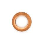 Těsnící kroužek 6x10x1mm Cu
