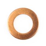 Těsněcí kroužek 8x14x1 Cu