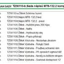 Sada nápisů MT8-132.2 komplet