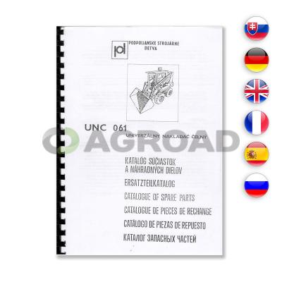 Katalog ND UNC 061